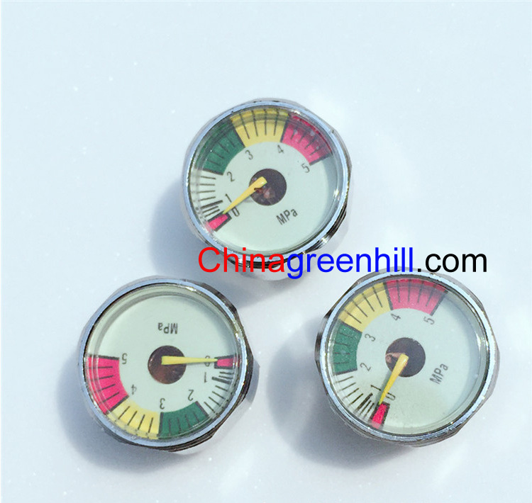Paintball Gauges