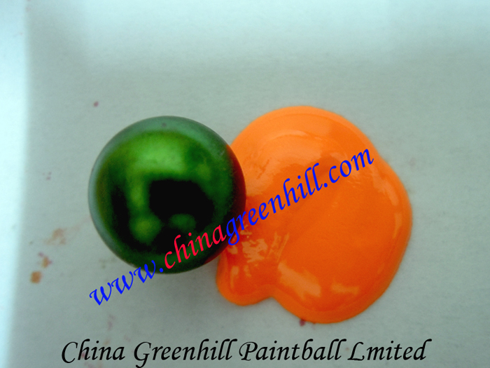 china best paintballs factory