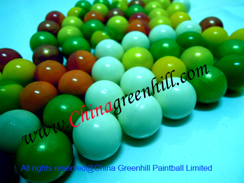 Chinese Field Grade Paintballs